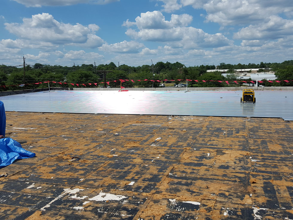 Mjt Roofing New Jersey Commercial Roofing Contractors