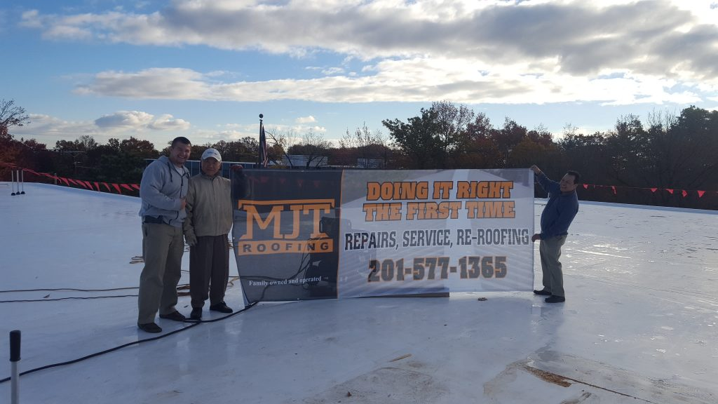 Mjt Roofing Customer Of The Month Mr Paul Pyoung Kyoum Kim