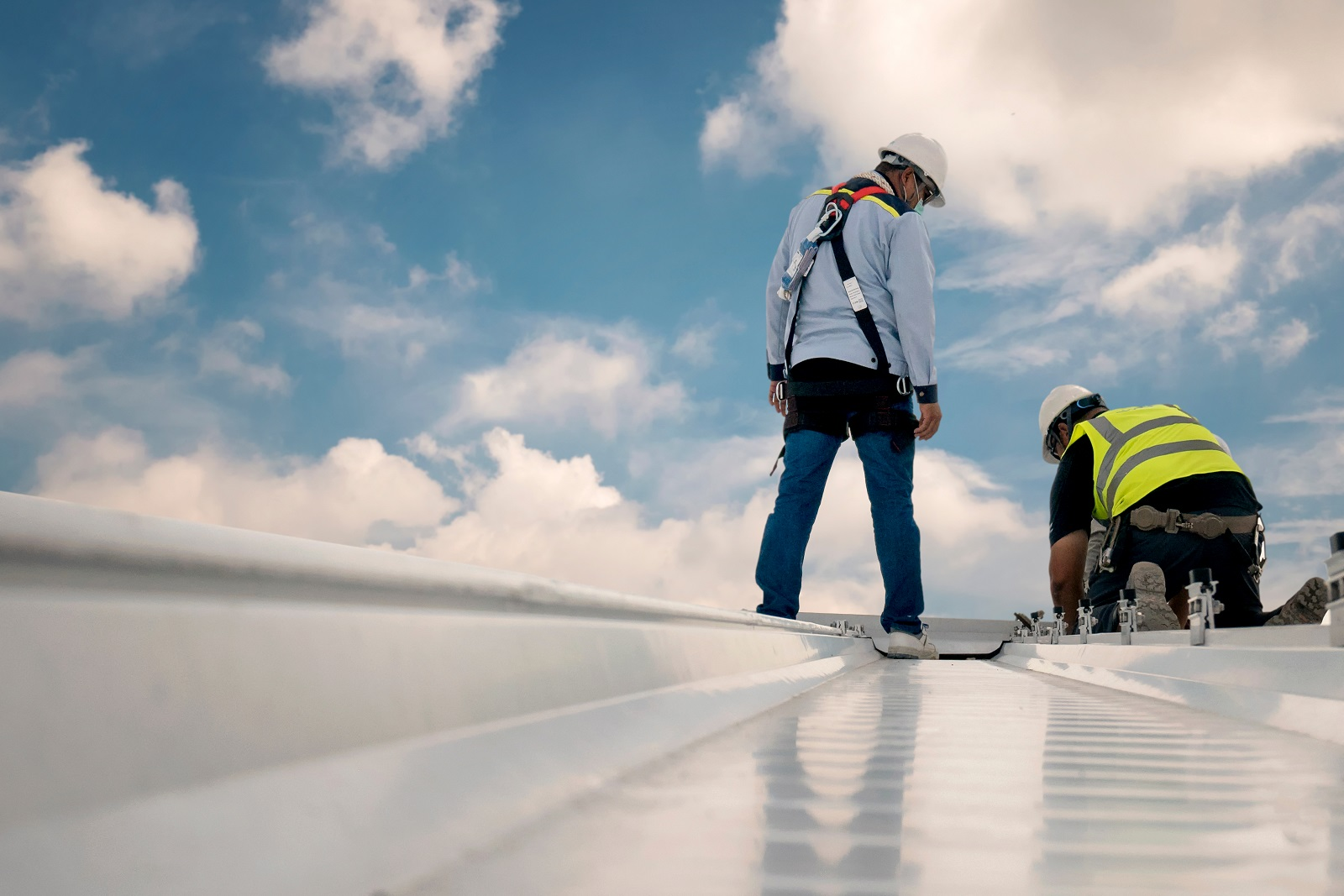 Fall roofing inspections