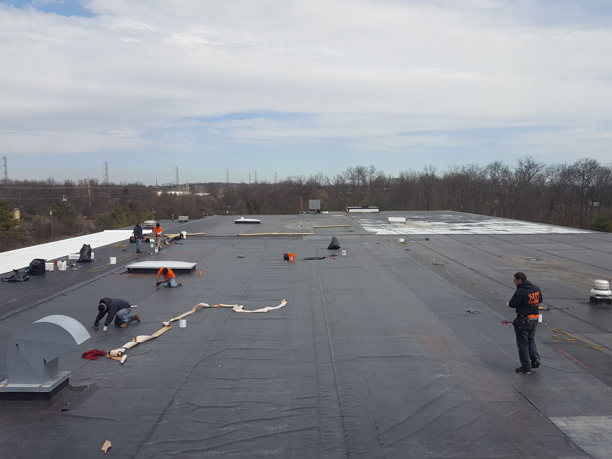 What is an EPDM Roof